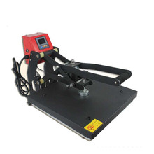15 15 Clamshell Heat Press Machines With High Pressure