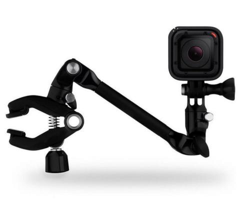 GoPro Accessories Music Guitar Drum Clips 360 rotate adjustable stand bicycle