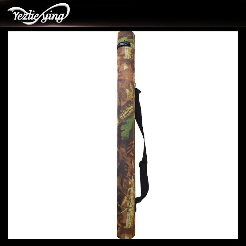 Multifunction 33 8 39 39 Camouflage Oxford cloth Archery Arrow Tube Holder Quiver Holder Hunting Shooting Accessories Arrow Quiver in Bow amp Arrow from Sports amp Entertainment