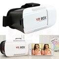 VR BOX Google Картон Виртуальная Реальность 3D Очки Для Samsung Sony HTC LG S6
