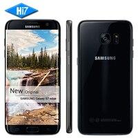 Original Samsung Galaxy S7 Edge 2016 Waterproof Mobile Phone 4GB RAM 32GB ROM Quad Core 5