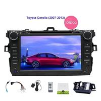 Android 5 1 Auto Car DVD Player Reverse Camera Headunit In Dash HD Capacitive Touchscreen Stereo