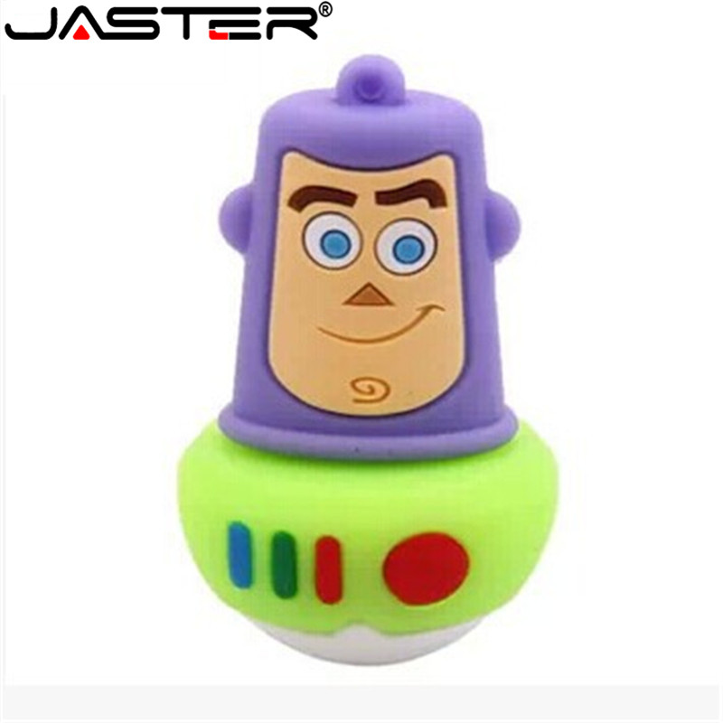 Free Shipping Toy Story  Buzz Lightyear USB Flash Drive  / Gift  /  Animal / cartoon/ 4GB/8GB/16GB/32GB Wholesale toy story bunny toys