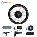 "Passion 48V 1500W Motor Bicicleta Electric Bicycle Bike Conversion Kit for 20"" 24"" 26"" 700C 28"" 29"" Rear Wheel"