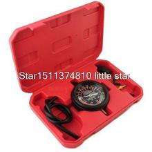 Car Tester Manifold Gauge Test Carburetor Valve Fuel Pump Pressure & Vacuum