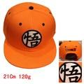 3style High quality Dragon ball Z Goku hat Snapback Flat Hip Hop caps Casual baseball cap for Men women kids birthday GIFT