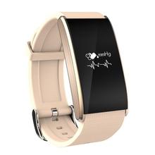 Смарт-фитнес-браслет часы браслет сердечного ритма спортивные Smart запястье Sleep Monitor Браслет фитнес-трекер для iOS и Android
