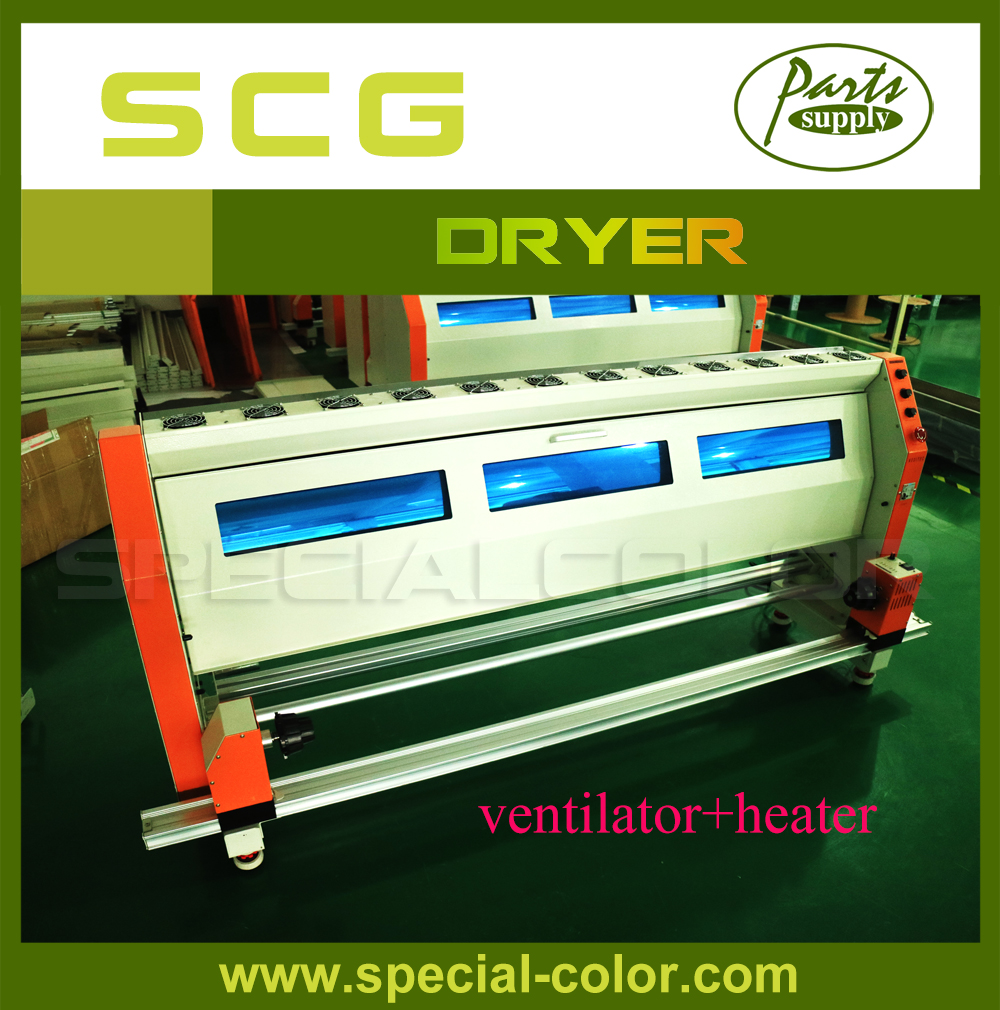 Factory Direct Printer Dryer 1.6m for Roland/Mimaki/Mutoh/Epson/HP