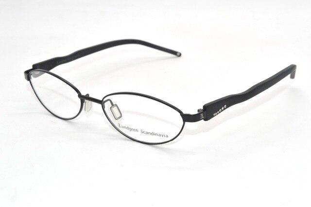 Классический овальный дамы очки кадр черные Удобные носовые упоры На Заказ По Рецепту близорукие очки Фотохромные-1 до-9