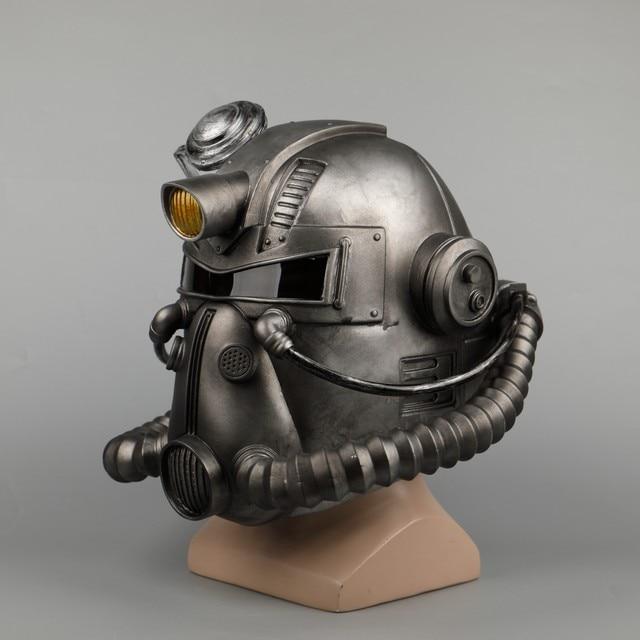 Online Shop Game Power Armor Helmet Wearable T 51 Helmet Cosplay