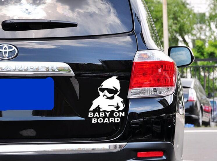 السيارات التصميم aufkleber الطفل أحد بورد ملصقا ل geely emgrand 7 x7 EC7 الرؤية sc7 gc7 h6 h3 c30 m4 اكسسوارات