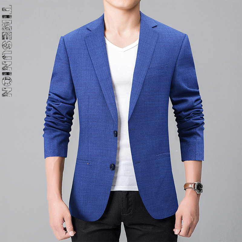 Online Get Cheap Blue Wool Blazer -Aliexpress.com | Alibaba Group