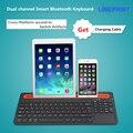 2016 Moda Bluetooth Painel De Toque teclado para 14.1 polegada ezbook 2 tablet pc para jumper jumper ezbook 2 teclado