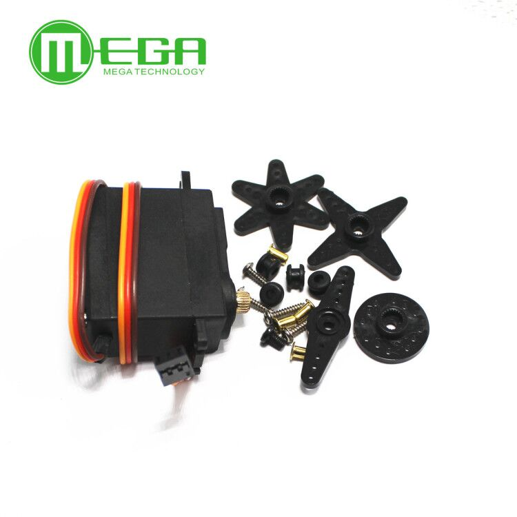Image 3 - 13KG 15KG Servos Digital MG995 MG996 Servo Metal Gear for Futaba JR Car RC Model Helicopter Boat-in Integrated Circuits from Electronic Components & Supplies