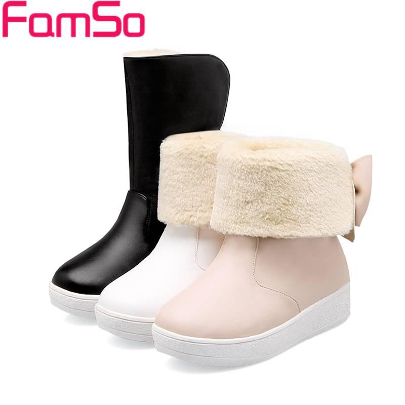 FAMSO Size 34 43 2017 new Fashion font b Women b font Riding font b Boots