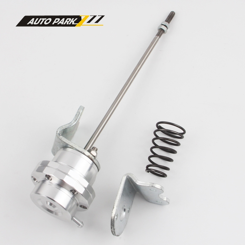 Billet Aluminium Turbo Actuator untuk AUDI VW GOLF MK5 K03 Turbo Wastegate Actuator K04 TURBO