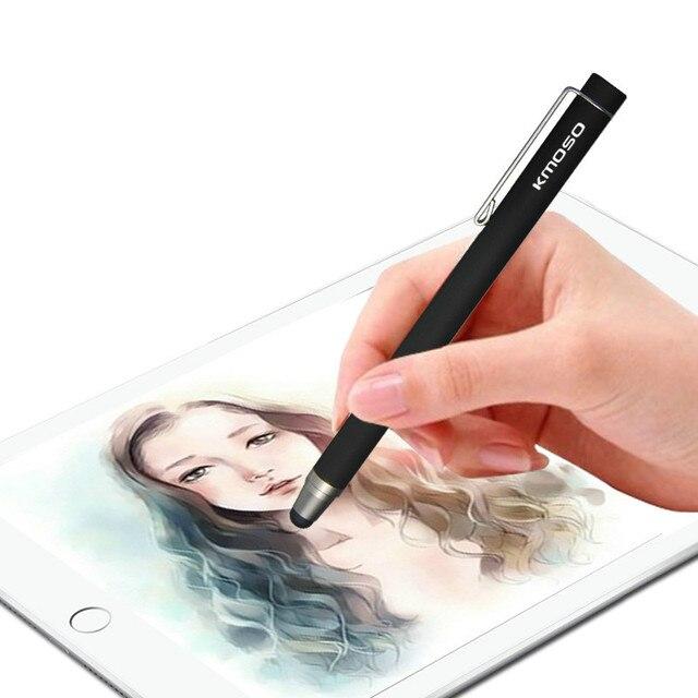 Несколько Цветов Емкостный Сенсорный Экран Точность Стилус для IPad для Samsung для Планшетных ПК для IPhone