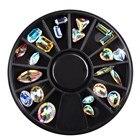 3D Colorful Nail Cha...