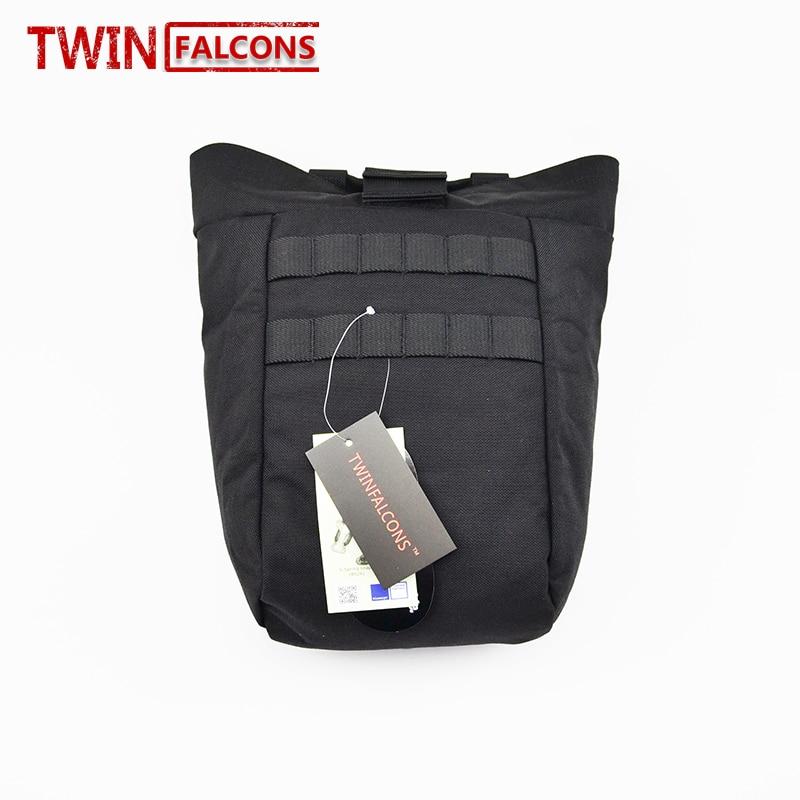 Militaire portable Molle utilitaire chasse fusil munitions poche tactique pistolet Magazine benne basculante rechargeur vente chaude poche sac TW-M015