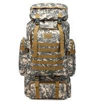 AUAU-80L водонепроницаемый альпинистский походный рюкзак Кемпинг альпинистская уличная спортивная сумка
