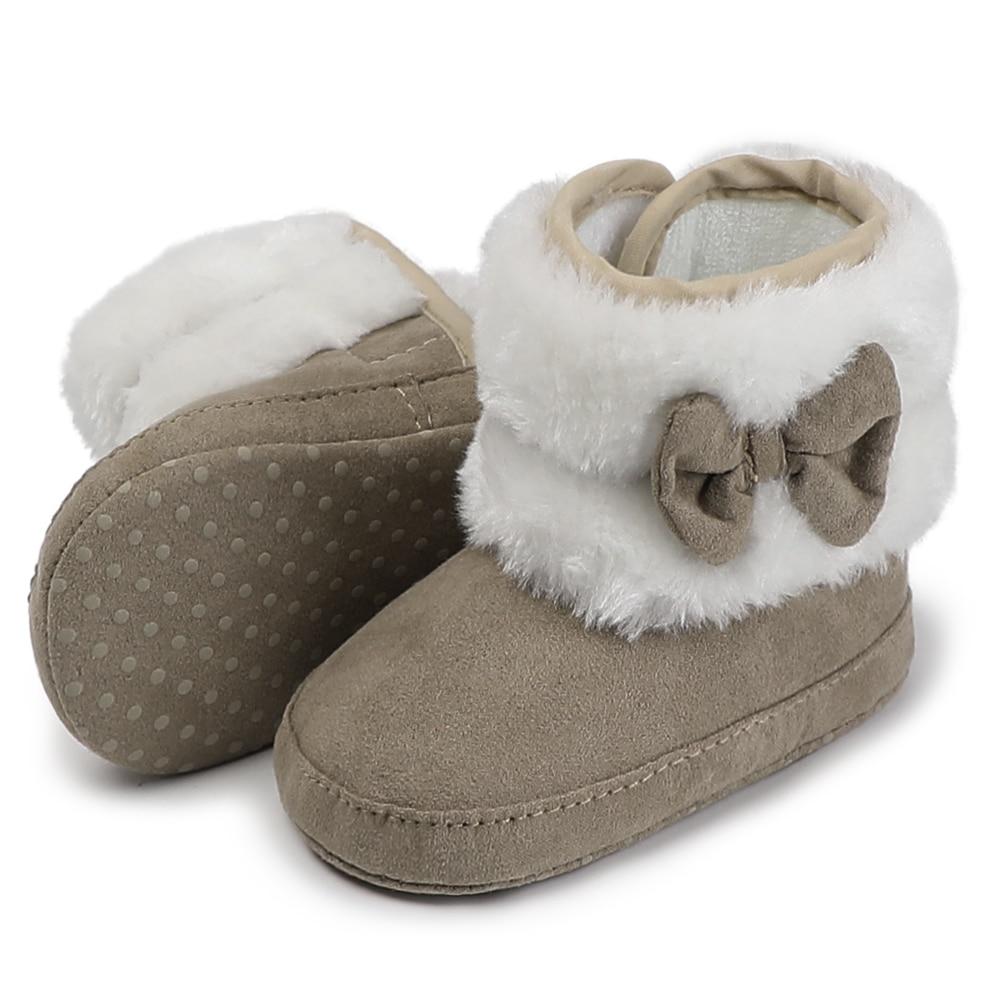 Buoyee Fashion Toddler Infant Newborn Girls Cute Sneaker Boots Zipper Casual Shoes