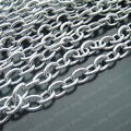 (16551)Metal Jewelry Link Necklace Chains Iron,Stainless steel color plated Chain width:7MM O chain 1 Meter