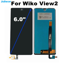 FOR WIKO VIEW2 VIEW 2 PRO LCD Display+Touch Screen Digitizer Assembly Replacement Accessories for VIEW2 PRO LCD Display for wiko lenny 4 lcd display touch screen digitizer assembly replacement for wiko lenny 4 cell phone lcd display