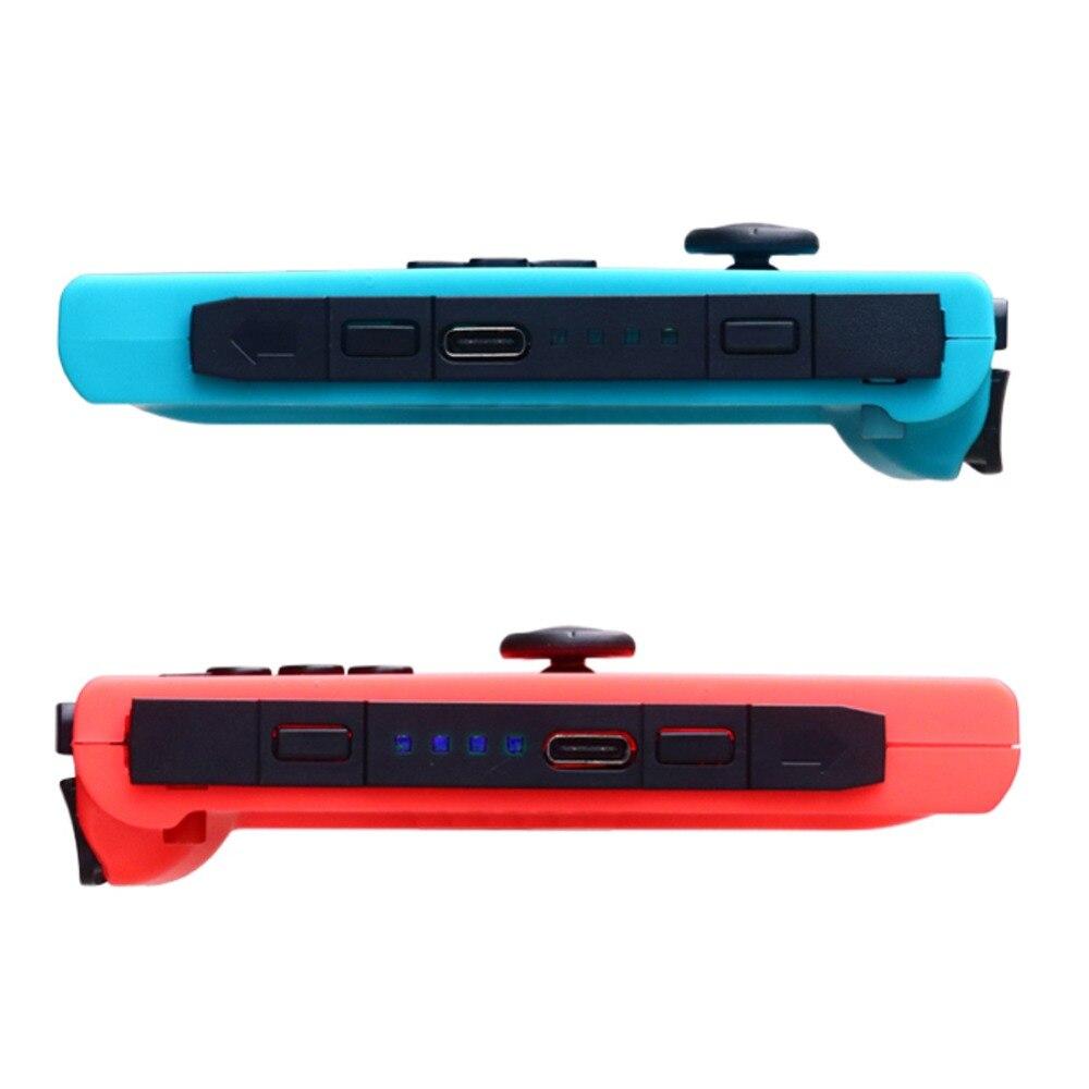 Controlador de Control de Mando profesional inalámbrico Bluetooth para consola de interruptores Nintend controlador de Gamepads Joystick para Switch dos switch joy con - 2