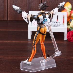 Image 4 - Figma 352 Game Karakter Tracer Figuur Pvc Action Figure Joint Beweegbare Speelgoed Figma Tracer Pop Beeldjes