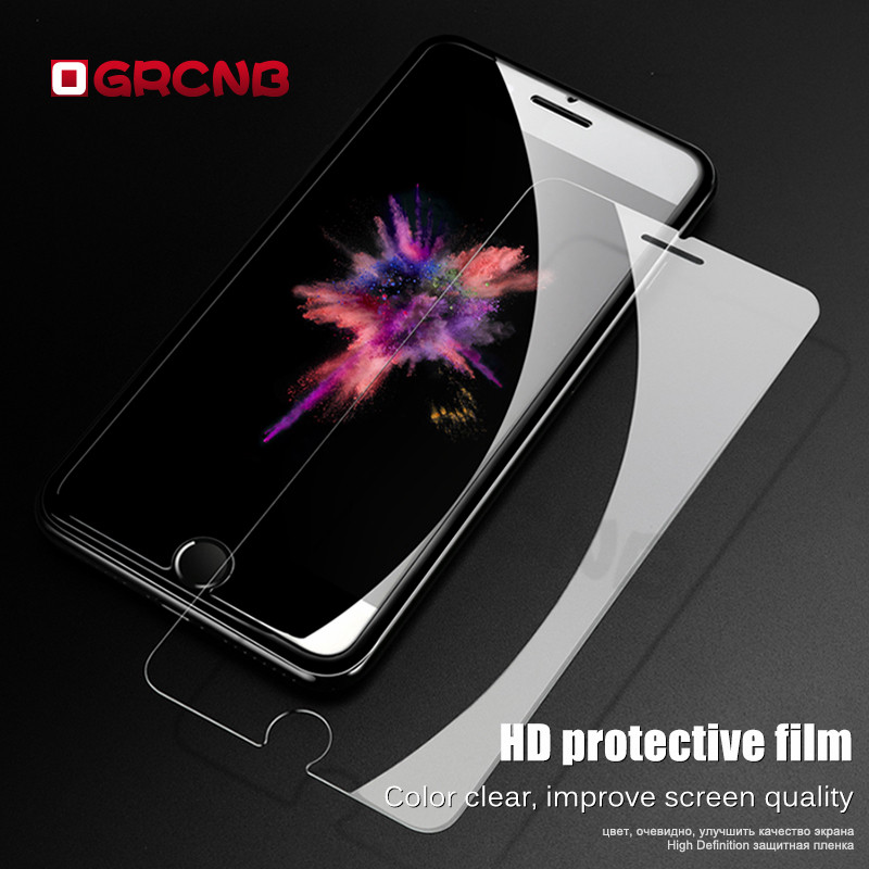9H 0.26mm 2.5D Tempered Glass for iphone 8 7 6 6s Plus Screen Protector for iphone 6 7 8 6s protective glass film