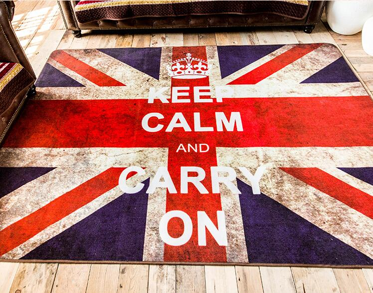 High Quality Aliexpress.com : Buy British Style England Flag Rug British Flag Carpet  Bedroom Living Room Coffee Table Sofa Carpet Mats Retro Do The Old Creative  From ...