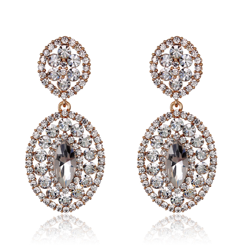 Por Costume Jewelry Earring Cheap