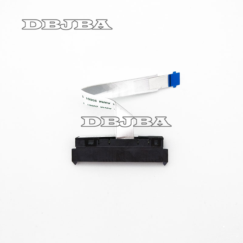 New HDD cable For HP For ENVY 15 15-j105tx 15-j 15-j015sr laptop DW15 6017B0416801 SATA Hard Drive HDD Connector Flex Cable new hdd connector cable for samsung 530u3c 530u3b 535u3c 540u3c hard drive connector ba41 01910a