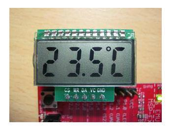 Free Shipping! 1pc 3.3V Segment LCD HT1621 Driver Low-power Can Be Used For 51 MCU Module