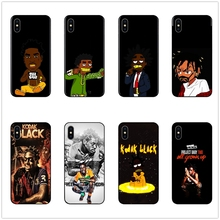DK Kodak Black Rap king Octave phone case soft cover for Samsung s8 s9plus S6 S7Edge S5 for iPhone 6 6s 7 8plus 5 X XS XR XSMax