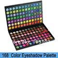 Тени бесплатная доставка Pro 168 цвет состава палитры Eyeshadow пигмент тень комплект прямая поставка