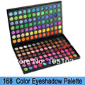 Free Shipping Pro 168 Color Eyeshadow Palette Makeup Eye Shadow Pigment Shadow set Dropshipping!