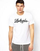 Los Angeles T Shirt California LA USA Souvenir Lakers Graphic Gift Unisex Tee T Men S