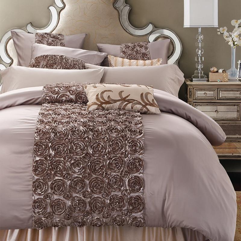 Rose Bed Comforter Sets King