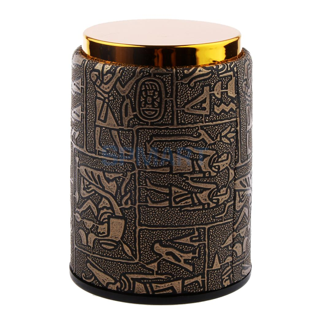 Latest Collection Of Fashion Dice Cup Shaker Ktv Bar Pub Dice Games Casino Game Party Supplies Pencil Container Novelty Toy Gags & Practical Jokes