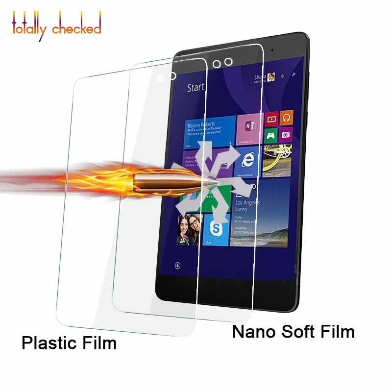 Tablet Accessories Frank For Asus T90 Chi 8.9 Tab Explosion-proof Nano Soft Film Premium Anti-shatter Screen Protector Film