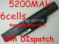 Bateria do portátil para hp compaq 6720 6720 s 6730 s 6735 s 6800 6820 6820 s 6830 s hstnn-ib51 hstnn-lb51hstnn-ib52 gj655aa 451086-121