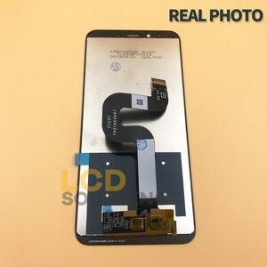 Image 3 - 100% الأصلي 5.99 بوصة LCD عرض ل Xiaomi A2 مي A2 LCD تعمل باللمس الجمعية محول الأرقام ل xiaomi 6X Mi6X عرض استبدال