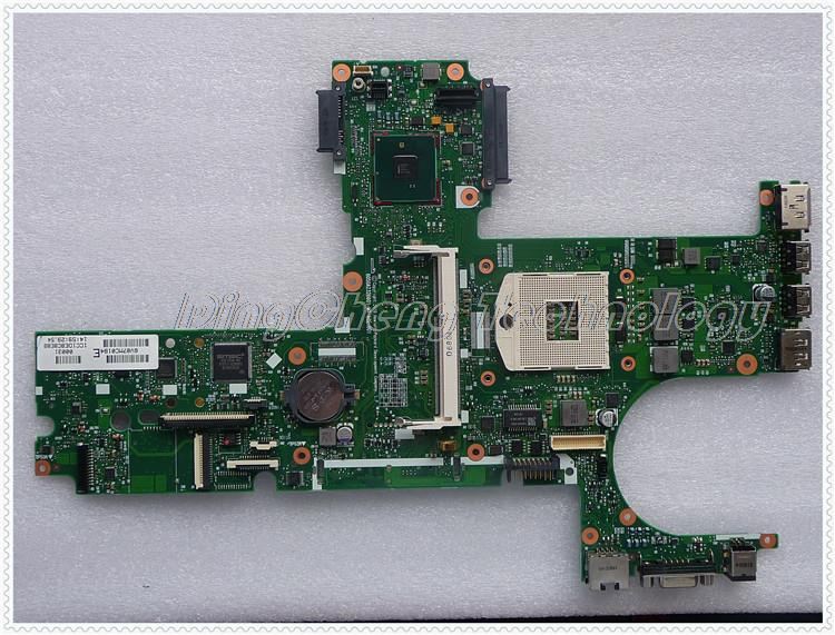 SHELI laptop Motherboard For hp 6450B 6550B 613293-001 HM57 for intel cpu with integrated graphics card 100% tested free shipping 100% tested 583079 001 for hp 4410s 4510s laptop motherboard with for intel gm45 chipset ddr3