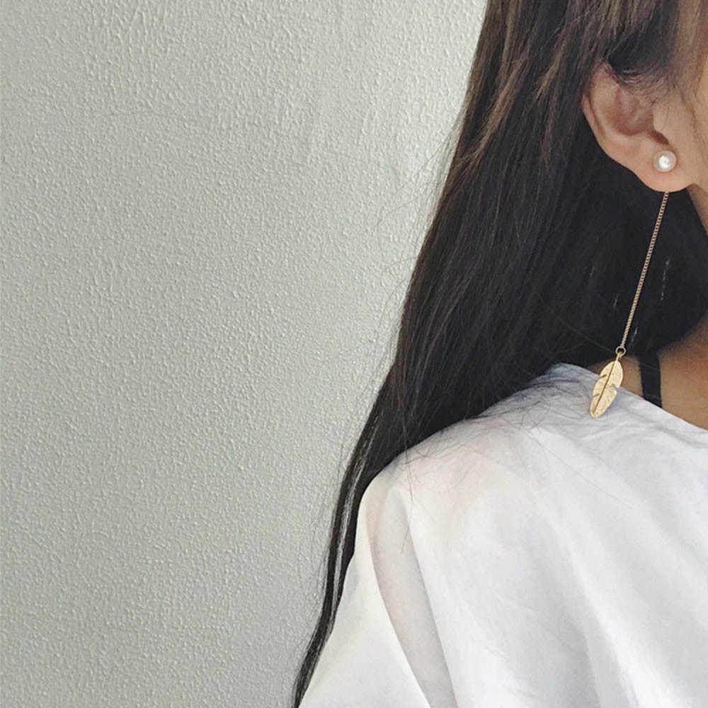 Стильные серьги женские Boho женские серьги, ювелирные украшения подвеска кисточка букле D'oreille Femme 2019 Kolczyki Pendientes Mujer L0615