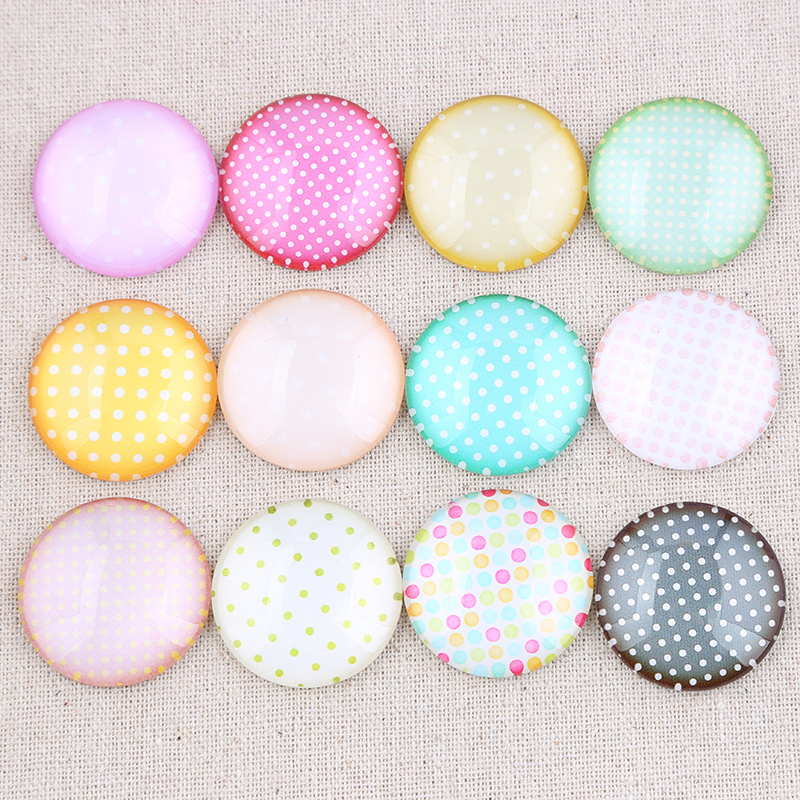onwear mix podka dot color photo round glass cabochon 10mm 12mm 14mm 16mm 18mm 20mm diy jewelry components findingsonwear mix podka dot color photo round glass cabochon 10mm 12mm 14mm 16mm 18mm 20mm diy jewelry components findings