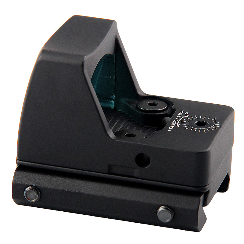 Tactical RMR Reflex Red Dot Sight Scope without OnOff Button RL5-0033-15