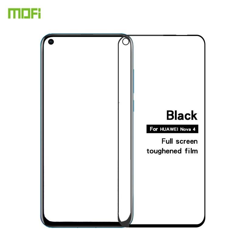 MOFi For Huawei Nova 4 Glass Full Cover Tempered Screen Protector