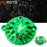 CNC Motorcycles Accessories Parts For Kawasaki Z900 2017 Engine Guard Case Saver Cover Engine Stator Case
