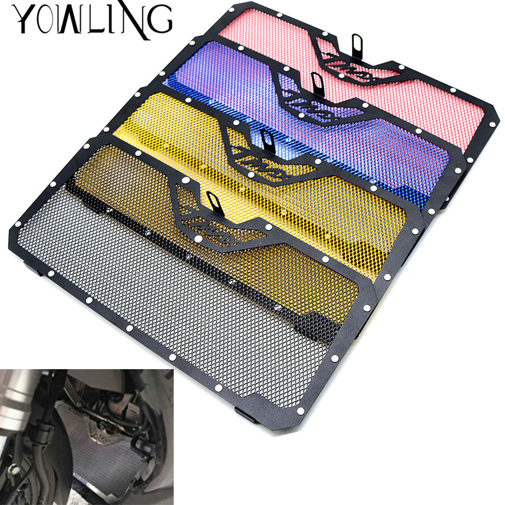 Motorcycle Accessories T-MAX530 TMAX530 Radiator Guard Protector Grille Grill Cover For Yamaha TMAX 530 2012 2013 2014 2015 2016 цена